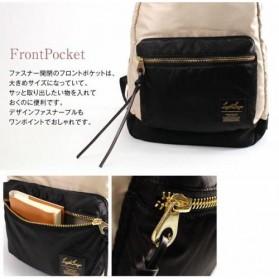 Tas Ransel Legato Largo Backpack L Size - Black/Gray - 4