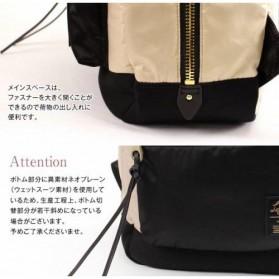 Tas Ransel Legato Largo Backpack L Size - Black/Gray - 6