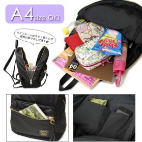 Tas Ransel Legato Largo Backpack L Size - Black/Gray - 7