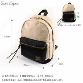 Tas Ransel Legato Largo Backpack L Size - Black/Gray - 9