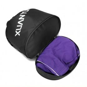 XUANYUFAN Tas Ransel Serut Sport Drawstring Bag - GSFL-A - Black - 6