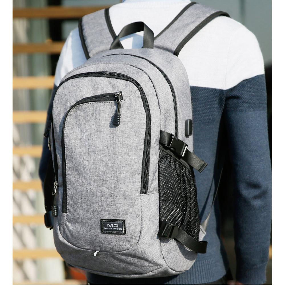Asus Backpack Tas Ransel Laptop Original Black Update Daftar Harga Lenovo Mark Ryden Dengan Usb Charger Port Mr5790d 3
