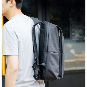 Mark Ryden Tas Ransel Laptop dengan USB Charger Port - MR5911 - Black - 8