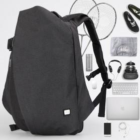 Mark Ryden Tas Ransel Laptop dengan USB Charger Port - MR5761A - Gray - 5