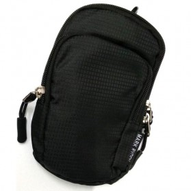 Mark Ryden Tas Ransel Laptop Multi Space dengan USB Charger Port - MR6001 - Black - 11