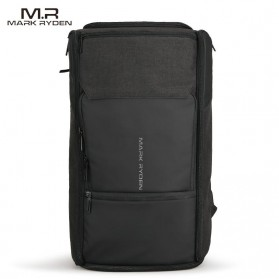 Mark Ryden Tas Ransel Anti Maling dengan USB Charger Port - MR6888 - Black - 3