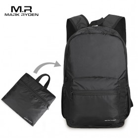 Mark Ryden Tas Laptop Lipat Folding Bag Waterproof 14 Inch - MR7023 - Black