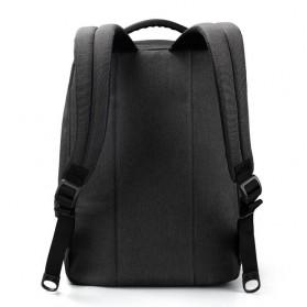 TIGERNU Tas Ransel Laptop dengan USB Charger Port - T-B3269 - Black - 3