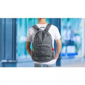 Tas Backpack Lipat Travel Large Capacity - Gray - 2