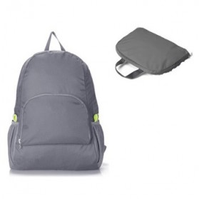 Tas Backpack Lipat Travel Large Capacity - Gray - 3