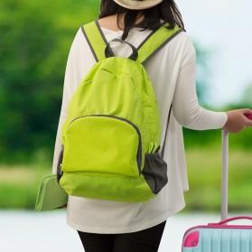 Tas Backpack Lipat Travel Large Capacity - Gray - 4