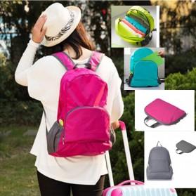 Tas Backpack Lipat Travel Large Capacity - Gray - 5