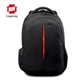 TIGERNU Tas Ransel Backpack Waterproof - Black/Orange
