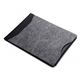 Sleeve Case Xiaomi Mi Notebook Air 13.3 Inch (Replika 1:1) - Black - 3