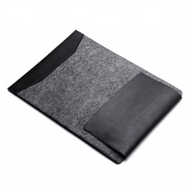 Sleeve Case Xiaomi Mi Notebook Air 13.3 Inch (Replika 1:1) - Black - 4