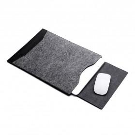 Sleeve Case Xiaomi Mi Notebook Air 13.3 Inch (Replika 1:1) - Black - 5