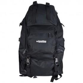 Tas Ransel Mountaineering 40L - Black