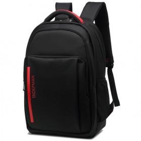 Tas Ransel Laptop 28L - Black - 2
