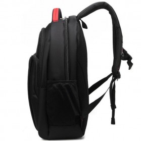 Tas Ransel Laptop 28L - Black - 8