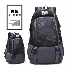 Tas Ransel Backpack 36L - Black
