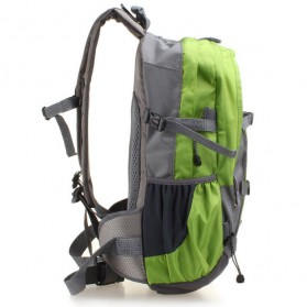 TaffSPORT Guanhua Tas Ransel Mountaineering 35L - NH15Y001-Z - Green - 3