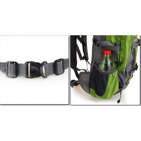 TaffSPORT Guanhua Tas Ransel Mountaineering 35L - NH15Y001-Z - Green - 7