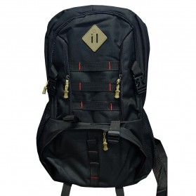 Tas Ransel Mountaineering 50L - Black