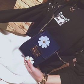 Yang Mi Tas Selempang Mini Wanita - Blue - 3