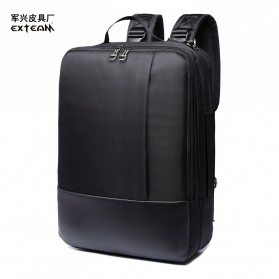 Boss BOPAI Tas Ransel Laptop Profesional - 5971830 - Black