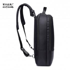Boss BOPAI Tas Ransel Laptop Profesional - 5971830 - Black - 3