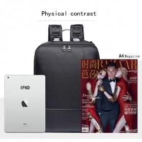 Boss BOPAI Tas Ransel Laptop Profesional - 5971830 - Black - 5