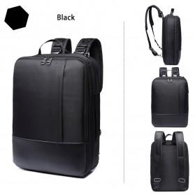 Boss BOPAI Tas Ransel Laptop Profesional - 5971830 - Black - 7