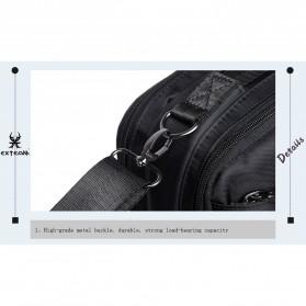 Boss BOPAI Tas Ransel Laptop Profesional - 5971830 - Black - 8