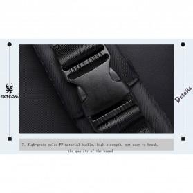 Boss BOPAI Tas Ransel Laptop Profesional - 5971830 - Black - 10