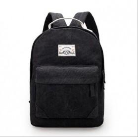 Tas Ransel Backpack Student - Black