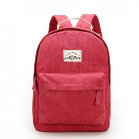 Tas Ransel Backpack Student - Red