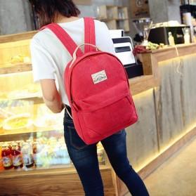 Tas Ransel Backpack Student - Red - 2