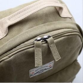 Tas Ransel Backpack Student - Red - 4