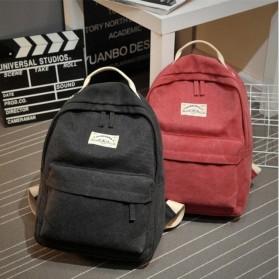 Tas Ransel Backpack Student - Red - 5