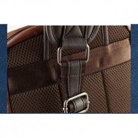 Rhodey Tas Selempang Crossbody Bag Bahan Kulit - K7713 - Navy Blue - 6