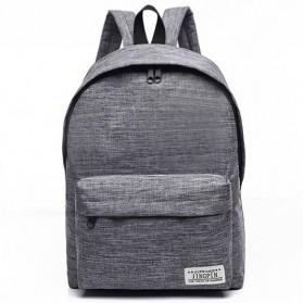 JINGPIN Gufflice Tas Ransel Laptop Backpack - T-B3143 - Gray - 3