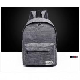 JINGPIN Gufflice Tas Ransel Laptop Backpack - T-B3143 - Gray - 9