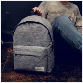 JINGPIN Gufflice Tas Ransel Laptop Backpack - T-B3143 - Gray - 11