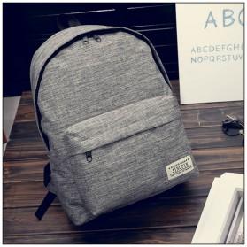 JINGPIN Gufflice Tas Ransel Laptop Backpack - T-B3143 - Gray - 12