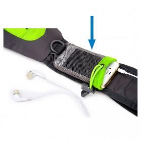 Tanluhu Jingpinbag Tas Selempang Crossbody Bag Waterproof - SR325 - Black - 6