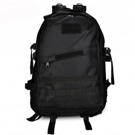 Swisswin Tas Ransel Laptop Desain Militer 3D - SW9275I - Black - 1