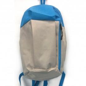 Tas Ransel Backpack Travel - Blue/Gray