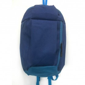 Tas Ransel Backpack Travel - Dark Blue
