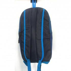 Tas Ransel Backpack Travel - Dark Blue - 3