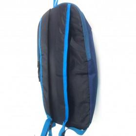 Tas Ransel Backpack Travel - Dark Blue - 4